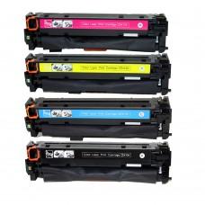 HP 305A  Compatible Toner Cartridge Combo CE410/CE411/CE412/CE413