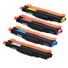 Brother TN-227 Compatible Black/Cyan/Magenta/Yellow Toner Cartridge Combo (High Yield)