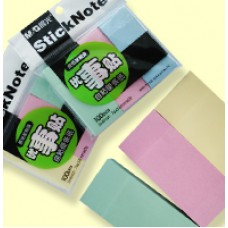 Stick notes 3/Pack