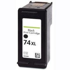 HP 74XL CB336WN Remanufactured Black Ink Cartridge High Yield