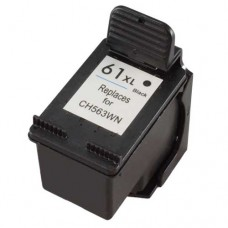 HP 61XL CH563WN Remanufactured Black Ink Cartridge High Yield