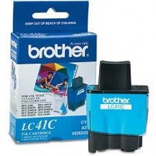 Brother LC41C OEM Cyan Ink Cartridge