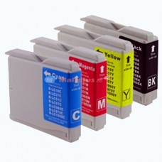 Brother LC51 Compatible Ink Cartridges Combo Pack