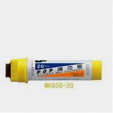 Baoke POP Marker MK850-20