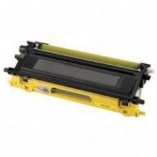 Brother TN-115Y Compatible Yellow Toner Cartridge (High Yield)