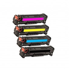 HP 201X New Compatible Toner Cartridge Combo High Yield (CF400X/CF401XCF402X/CF403X/)
