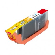 Canon CLI-251XLC Compatible Cyan Ink Cartridge (With Chip)