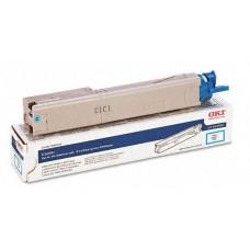 Okidata 43459303 OEM Cyan Toner Cartridge High Yield