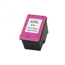 HP 65XL N9K03AN Tri-Color Remanufactured Ink Cartridge High Yield
