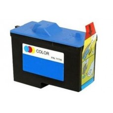 Dell 7Y745 Remanufactured Color Ink Cartridge (X0504)