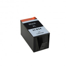 HP 934XL Remanufactured Black Ink Cartridge High Yield