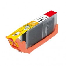 Canon CLI-251XLBK Compatible Black Ink Cartridge (With Chip)