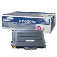 Samsung CLP-500D5M OEM Magenta Toner Cartridge