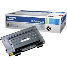 Samsung CLP-510D7K OEM Black Toner Cartridge