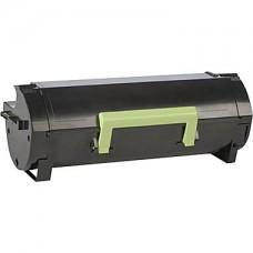 Lexmark 601H 60F1H00 Remanufactured Black Toner Cartridge