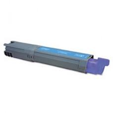 Okidata 43459303/43459407 Compatible CyanToner Cartridge (High Yield)