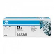 HP Q2612A OEM Black Toner Cartridge