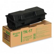 Kyocera-Mita TK-17 OEM Black Toner Cartridge
