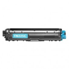 Brother TN-225C New Compatible Cyan Toner Cartridge (High Yield)