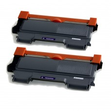 Brother TN-450 New Compatible Black Toner Cartridge High Yield 2 packs