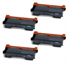 Brother TN-450 New Compatible Black Toner Cartridge High Yield 4 packs