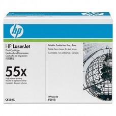 HP CE255X OEM Black Toner Cartridge High Yield