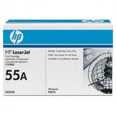 HP CE255A OEM Black Toner Cartridge