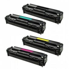 HP 410X CF410X/411X/412X/413X Compatible Toner Cartridge Combo