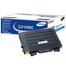 Samsung CLP-510D5C OEM Cyan Toner Cartridge