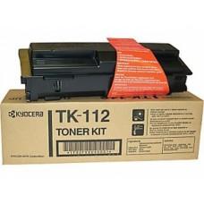 Kyocera-Mita TK-110/111/112 OEM Black Toner Cartridge