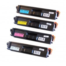 Brother TN433 BK/C/M/Y  New Compatible  Toner Cartridge Combo (High Yield)