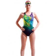 Yingfa 973-1 Competition Training Racing swimsuit